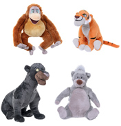 Jungle Book Small Plush BALOO