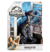Villain Dinosaur Indoraptor Poseable Figure