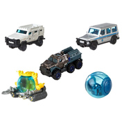 Jurassic World Diecast Vehicles Assorted