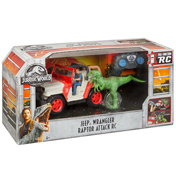 Jeep Wrangler Raptor Attack RC