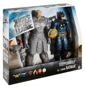 Steppenwolf vs Batman 2 Figure Pack