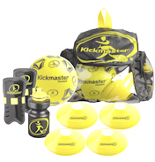 Kickmaster Backpack Training Set