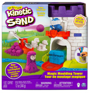 Kinetic Sand Magic Moulding Tower Playset