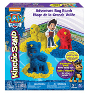 Kinetic Sand Paw Patrol Adventure Bay Beach