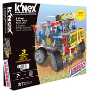 4 Wheel Drive Truck Building Set