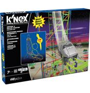 K'Nex Amazin' 8 Roller Coaster Building…