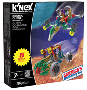 K'Nex Cosmic Quest 5 Model Building Set