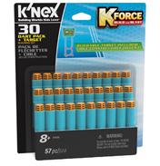 Kforce 30 Dart Pack + Target Building Set