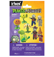 Plants vs. Zombies Mystery Figure Blind Bag (Series 1)
