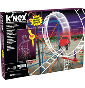 K'Nex Star Shooter Roller Coaster Building Set