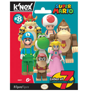 K'Nex Super Mario Collectable Figure Mystery…
