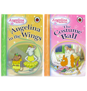 Ladybird Angelina Ballerina Series (Set of 2…