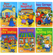 Ladybird 'Busy' Books Series BUSY FIRE…