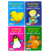 Ladybird Under Fives Series