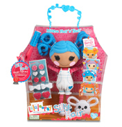 Lalaloopsy Mittens Fluff n Stuff Silly Hair Doll