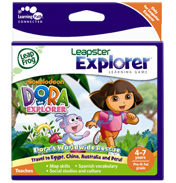 Dora the Explorer's Worldwide Rescue
