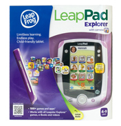LeapPad Explorer in Pink