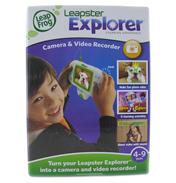Leapfrog Leapster Explorer Camera