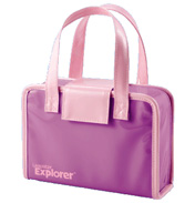 Leapfrog Leapster Explorer Fashion Handbag in Pink