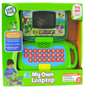 Leapfrog My Own Leaptop in Green