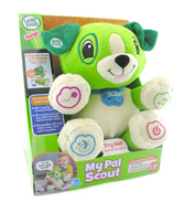 My Pal Scout Interactive Toy