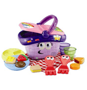 Leapfrog Shapes & Sharing Picnic Basket
