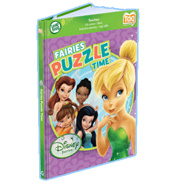 Disney Fairies Puzzle Time