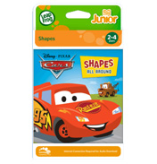 Disney Pixar Cars Shapes All Around