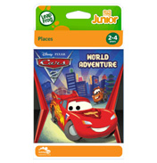 Disney Pixar Cars 2 World Adventure