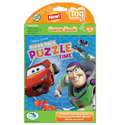 Disney Pixar Pals Puzzle Book