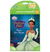 Disney Princess & the Frog Tiana's New Dream
