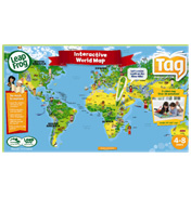 Leapfrog Tag Interactive World Map