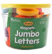 Jumbo Magnetic Uppercase Letters
