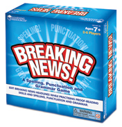 Breaking News Board Game