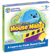 Code & Go Mouse Mania Coding Board Game