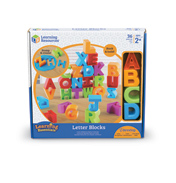 Learning Essentials Letter Blocks