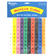 Learning Resources MathLink Maths Cubes, Set of…