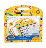 Learning Essentials Trace & Learn Writing Activity Set