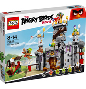 Angry Birds Movie King Pig's Castle
