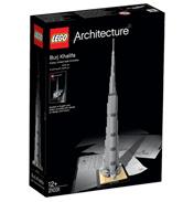 Architecture Burj Khalifa, Dubai