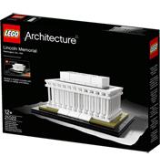 Architecture Lincoln Memorial, Washington DC