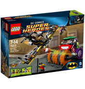 Batman: The Joker Steam Roller
