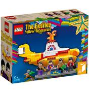 The Beatles Yellow Submarine Building Set