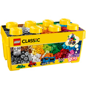 Lego Classic Creative Medium Brick Box (484…