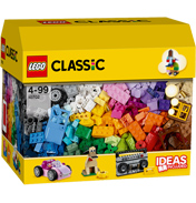 Lego Classic Creative Building Set (570 Pieces)