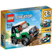Creator Adventure Vehicles