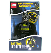 Lego DC Super Heroes Batman LED Lite Key Light