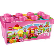Duplo Creative All-in-One Box of Fun Pink