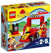 Disney Juniors Mickey and the Roaster Racers Mickey & Racer