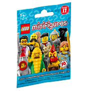 Minifigures Mystery Bag (Series 17)